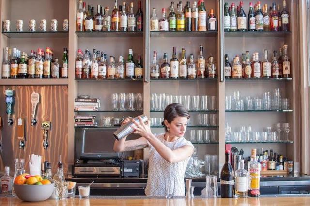 Bartender Interviews | Nora Furst